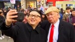 Ніхто не хоче війни – актор в образі Кім Чен Ина (відео)