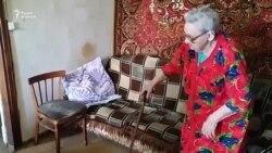 100-летняя блокадница из Сарани