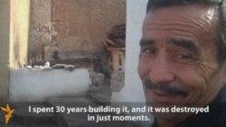 Rebuilding A Life In Osh