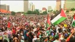 Kuala Lumpur: Protest podrške Palestincima