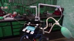 Уругвайські фахівці розробили недорогий, простий у виготовленні апарат ШВЛ – відео