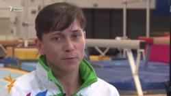 41 ëшли Чусовитина Олимпиада тарихидаги энг кекса гимнастикачи бўлди