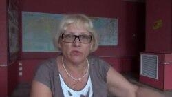 Доброволец Наталья Гончаренко