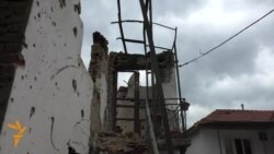 Scenes Of Destruction In Macedonia After Shootout