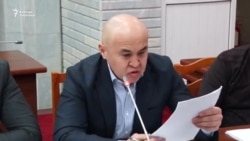 Сулайманов Бажы кызматын сындады