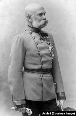 Împăratul Austro-Ungariei, Franz Iosif I, în perioada Memorandumului.