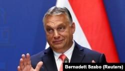 Kryeministri i Hungarisë, Viktor Orban. Foto nga arkivi.
