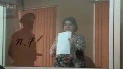 Xədicə İsmayılın apellyasiya məhkəməsi...