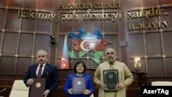 Bakı Bəyannaməsinin imzalanması, Bakı, 27 iyul 2021