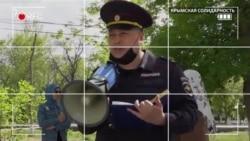 «Это уже пик репрессий в Крыму»: суд над супругой убитого гражданина Узбекистана – Сохибой Бурхановой (видео)