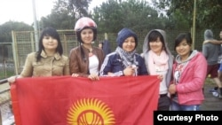 Италиядагы кыргызстандыктар