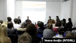 Sa debate, foto: Vesna Anđić