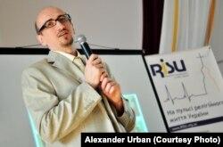 Тарас Антошевський, релігієзнавець, головний редактор Релігійно-інформаційної служби в Україні