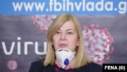 Ministria Federacije BiH, Jelka Miličević