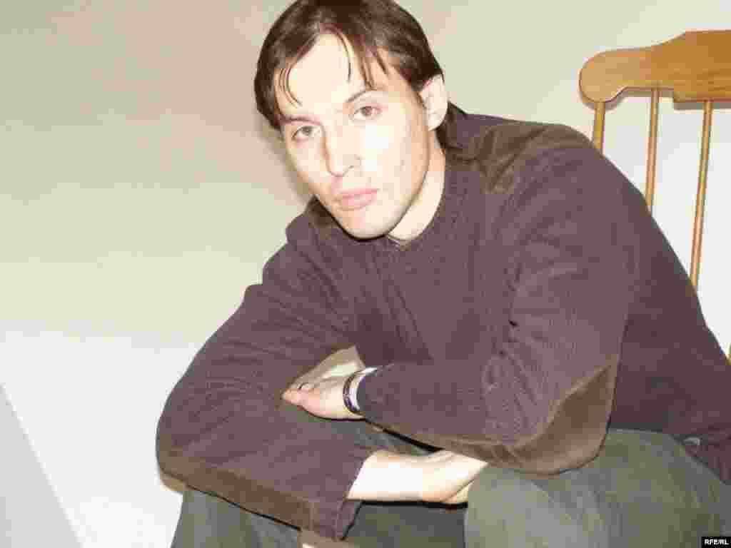Уладзя Каткоўскі, 19.VI.1976 - 25.V.2007 #16