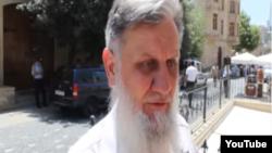 Aşurbəy məscidinin imamı Faiq Mustafa