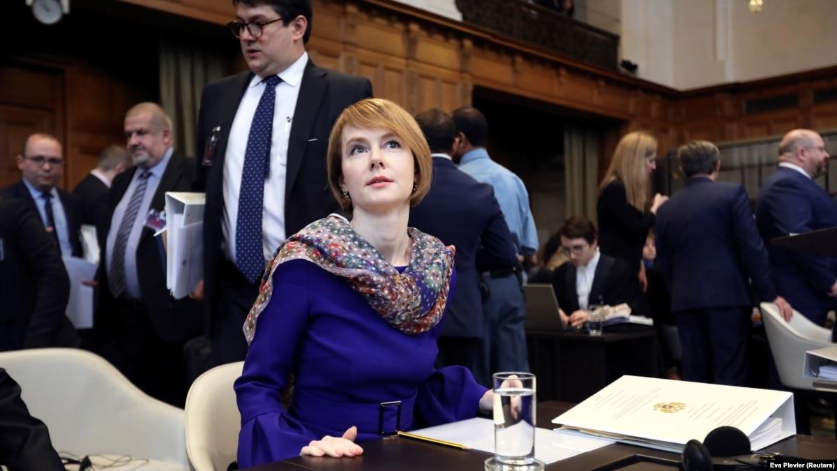 «Украина против России»: в Гааге обнародуют решение о подсудности дела о дискриминации в Крыму