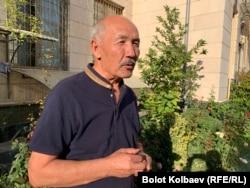 Ишенбай Кадырбеков. 2019.