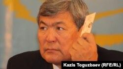 Тоқтар Әубәкіров, тұңғыш қаза ғарышкері.