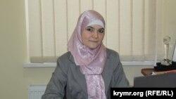Руководитель женского отдела Исламского культурного центра в Крыму