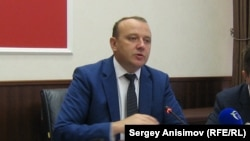 Глава администрации Дзержинска Виктор Нестеров