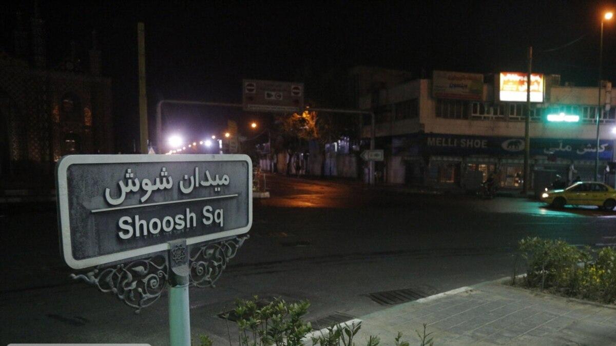 هزاران معتاد بیخانمان در شهر تهران رها شدند