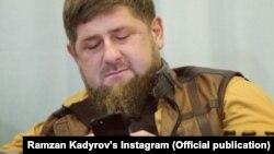 Кадыров Рамзан.