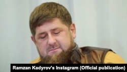 Chechnya leader Ramzan Kadyrov (file photo)