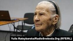 Катерина Безкоровайна. Дніпро, 8 травня 2019 року