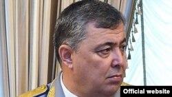 Мансурҷон Умаров, раиси низоми зиндонҳои Тоҷикистон