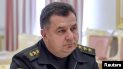 Ukrainian National Guard commander Stepan Poltorak will be the next to take on Kyiv's toughest job.