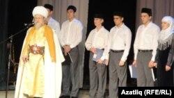 Баш мөфти Тәлгать Таҗетдин вәгазе