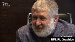 Коломойський: ну звісно, я переживаю. Хочу, щоб Зеленський став президентом