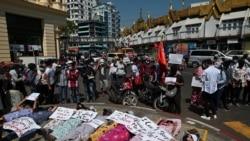 SUA vor impune sancțiuni împotriva autorilor loviturii de stat din Myanar