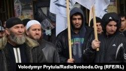«Хізб ут-Тахрір» провів мітинг замість міжнародної конференції