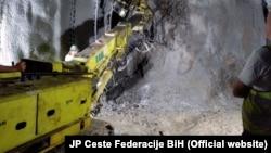 Rekonstrukcija tunela Vranduk