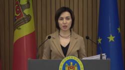 Prim-ministra Maia Sandu intervievată de Valentina Ursu
