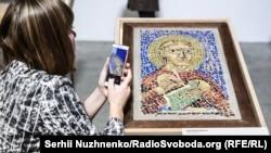 Мозаїка «Святий Іоанн» – Іван Бойчук, 1910 рік