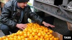 Ежегодно в Россию поставляются порядка 25 тысяч тонн абхазских цитрусов
