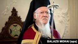 Dünya pravoslavlarının baçmısı I Bartholomew