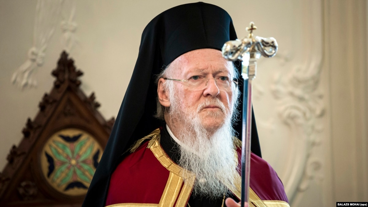 Ecumenical Patriarchate Recognizes Independence Of Ukrainian Church