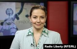 Анна Саранг