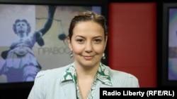 Руководитель фонда имени Рылькова Аня Саранг