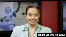 Президент Фонда имени Андрея Рылькова Анна Саранг