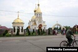 Новая царква ў Моладаве