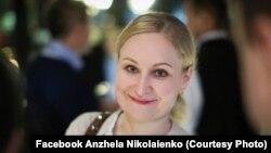 Анжела Ніколаєнко, керівник проектів