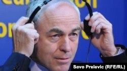 Dirk Lange,Šef odeljenja za Crnu Goru u Direktoratu Evopske komisije za proširenje