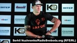 Александр Усик на встрече с фанатами в Киеве