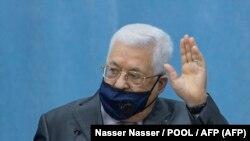 Махмуд Абас, претседател на Палестина