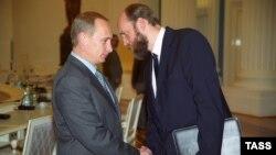 Путин жана Пугачев. 2000-жыл